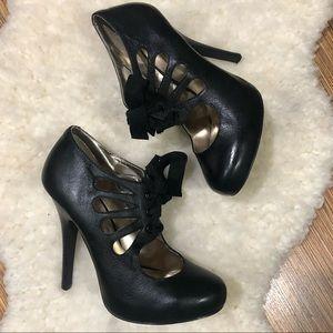 Steve Madden P-Missy Leather Heels 👠